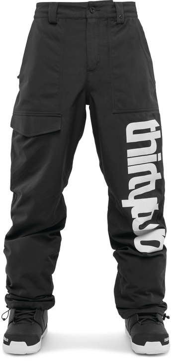 Брюки THIRTYTWO SWEEPER, Black