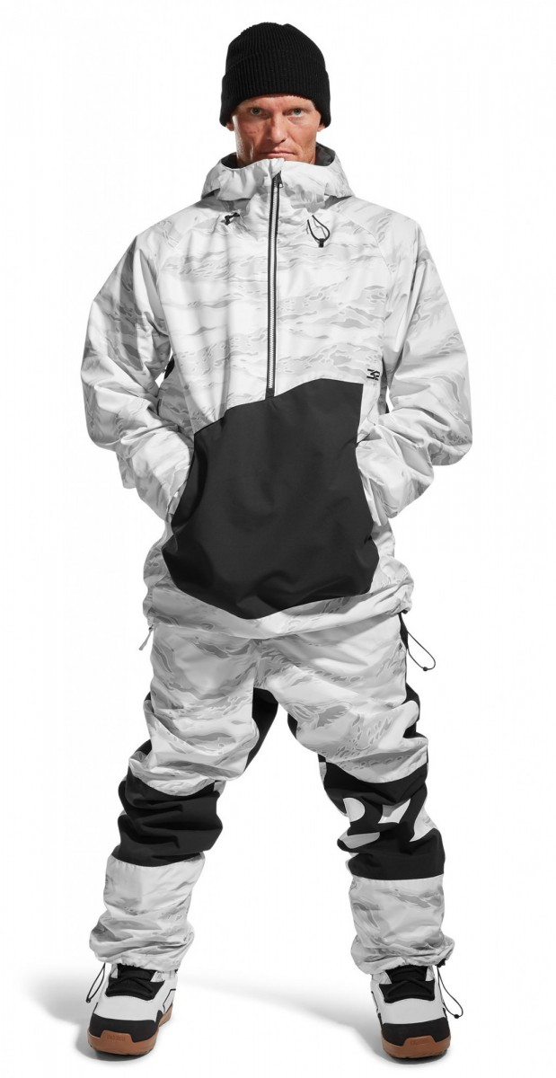Куртка THIRTYTWO TM ANORAC, White Camo