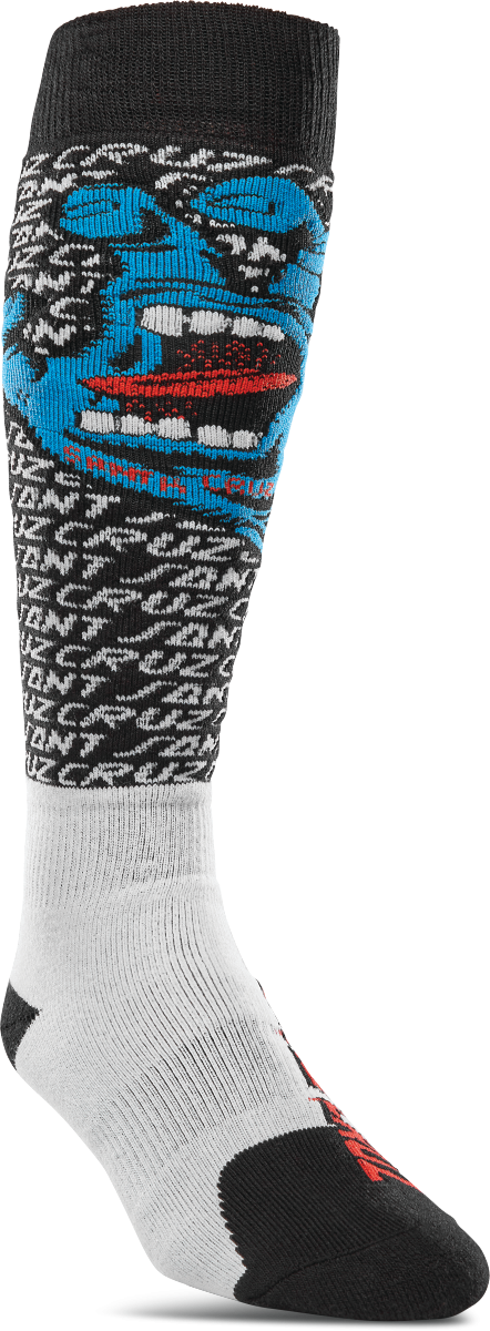 Термо-Носки THIRTYTWO SANTA CRUZ SOCK, White