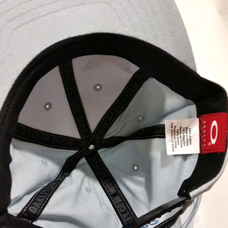 Бейсболка OAKLEY BUTTERFLY CAP, Blue