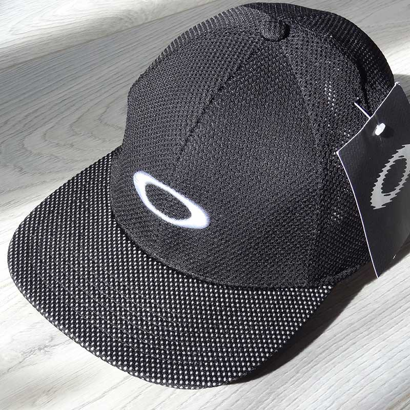 Бейсболка OAKLEY NYLON MESH 2.0, Black
