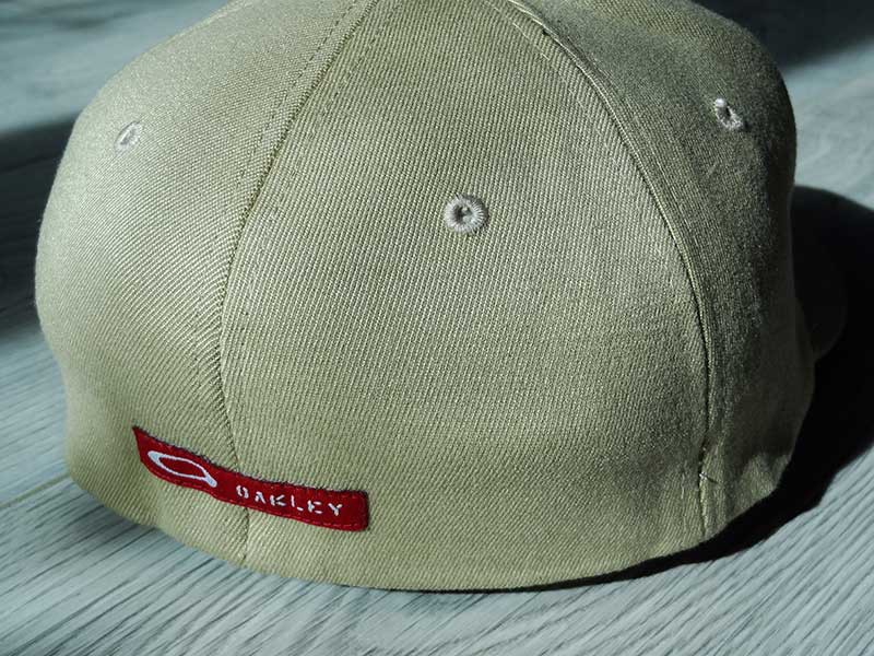 Бейсболка OAKLEY WOOL CAP, Caravel