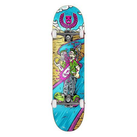"""Скейт в сборе ЮНИОН GYRO, 8""""x31.5"""""""
