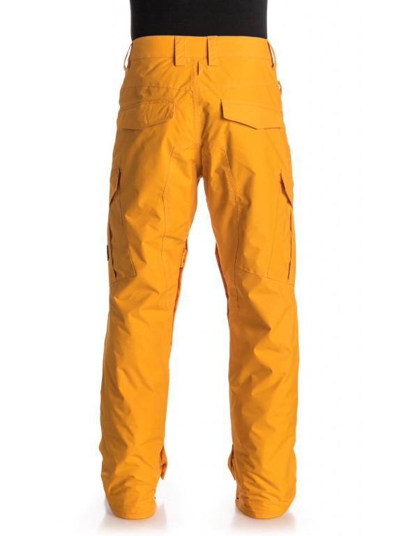 Брюки QUIKSILVER PORTER, Cadmium Yellow