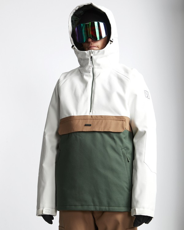 Куртка BILLABONG STALEFISH ANORAK, Forest