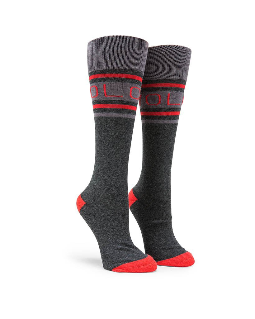 Термо-Носки VOLCOM HAWK SOCK, Black