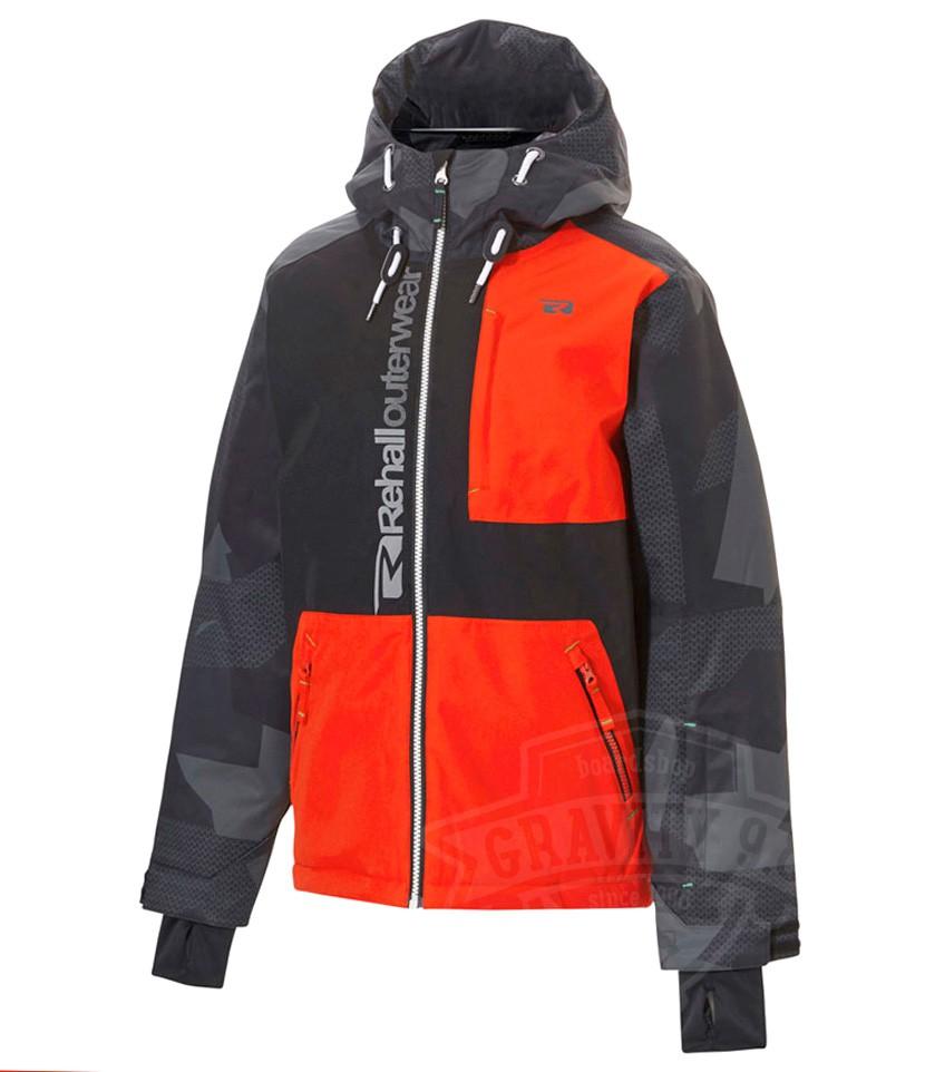 Куртка REHALL BAILL-R-JR, Flame