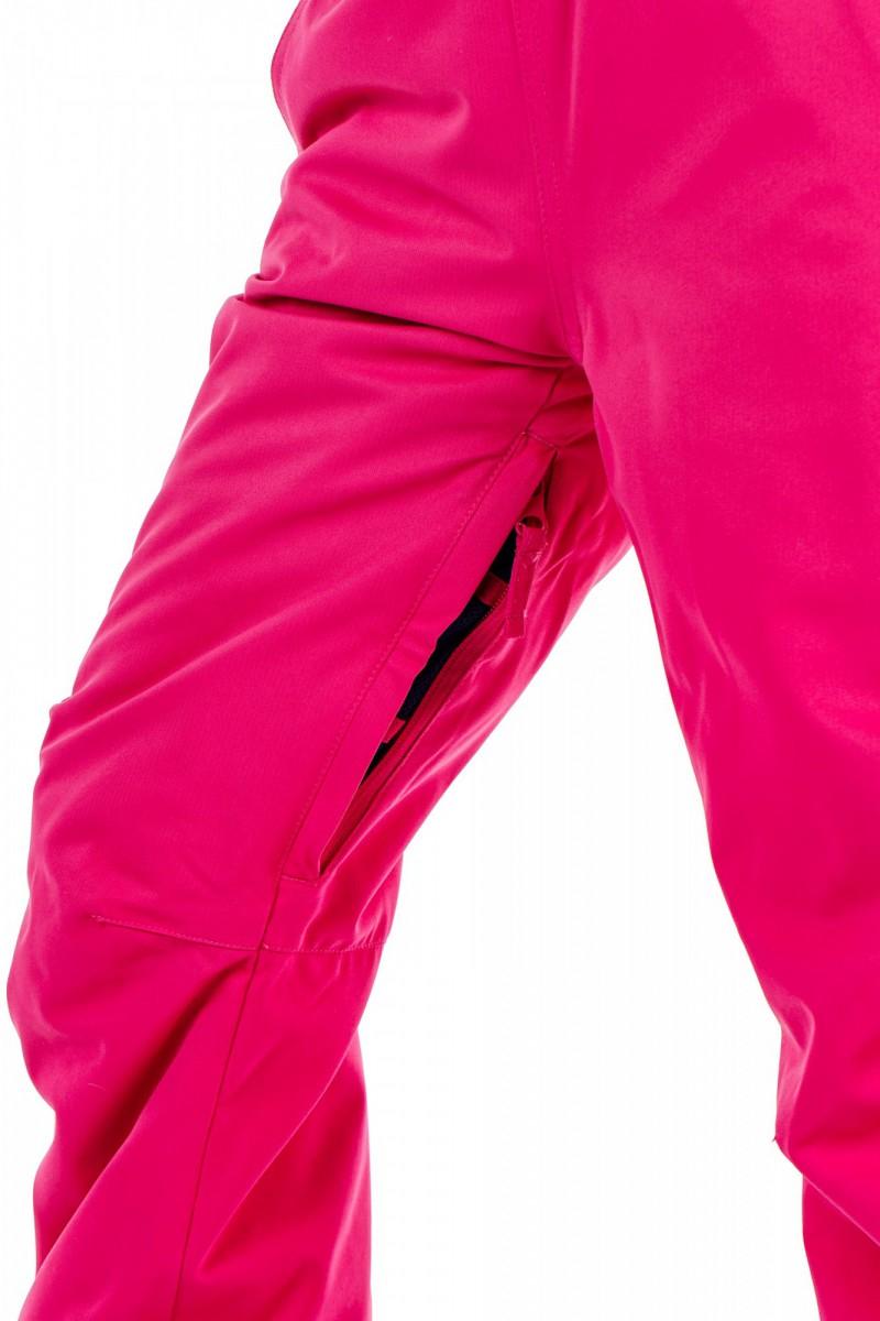 Брюки-Полукомбинезон ROXY NON STOP GIRL BIB, Beetroot Pink